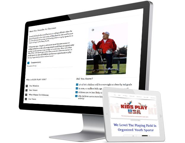 Kids-Play-USA-Foundation---Website-Design-Portfolio