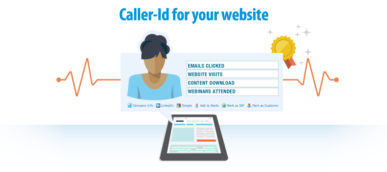 caller id for your website