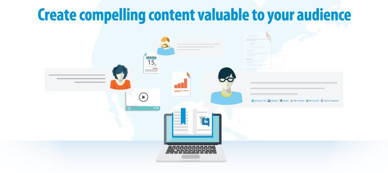 visual content assets