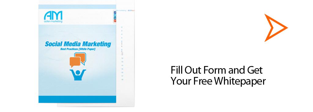 social media marketing best practices whitepaper