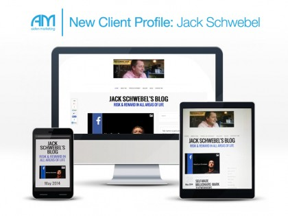Client Showcase: Jack Schwebel