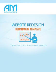 Website redesign benchmark template aiden marketing full service website redesign benchmark template md dc va 231x300 maxwellsz