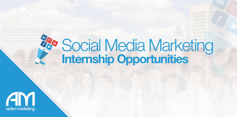 Social-Media-Marketing-Internship-MD-DC-VA