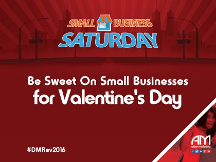 Be Sweet & Shop Small Business for Valentine's Day