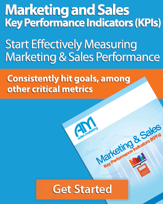 FREE Marketing & Sales KPIs Ebook