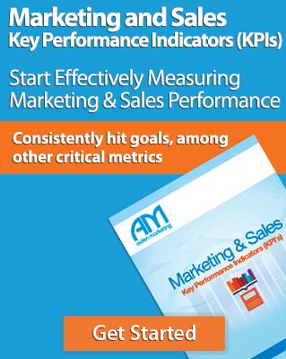 FREE Marketing & Sales KPIs Ebook