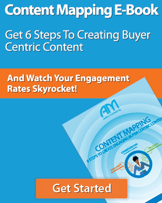 FREE Content Marketing Template - 6 Steps to Creating Buyer Centric Content