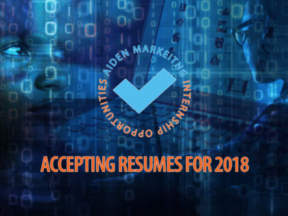 2018 Baltimore – Washington DC Spring & Summer Digital Marketing Internships Available