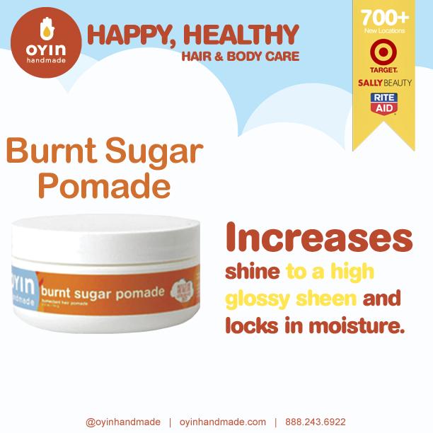 Oyin Burnt Sugar Increases
