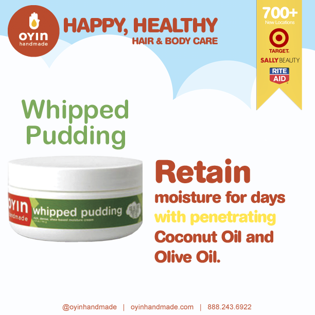 Oyin Whipped Pudding Retain