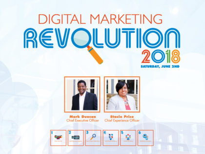 [ EVENT ] Digital Marketing Revolution Seminar – June 2, 2018