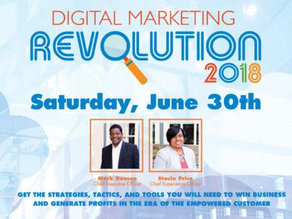 [ EVENT ] Digital Marketing Revolution Workshop – June 30, 2018