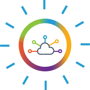 Data Integration Strategy Icon