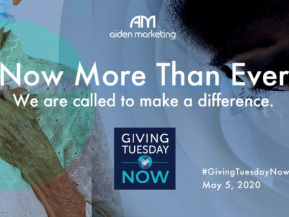 #GivingTuesdayNow – Shining A Light On 10 Non-Profits & Businesses That Do Good